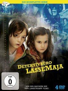 Gradvall, P: Detektivbüro LasseMaja