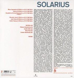 Rolf Kühn Quintett Solarius