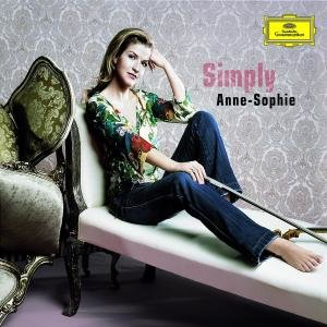 Simply Anne-Sophie (CD+DVD)