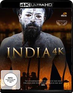 India (4K UHD) (Blu-ray) (inkl