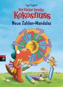 Der kleine Drache Kokosnuss - Neue Zahlen-Mandalas