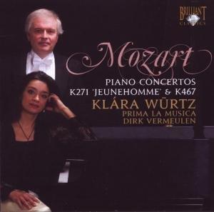 Klavierkonzerte 9 & 21