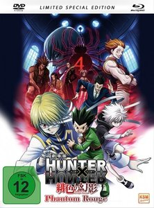 Hunter x Hunter - Phantom Rouge. Special Edition
