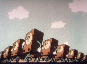 Geschichte des deutschen Animationsfilms 2. Hitlers Traum von Mi