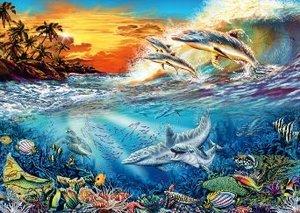 Meeresfantasie, 500 Teile Puzzle