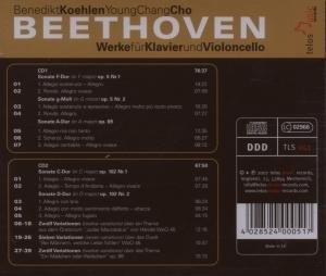 Werke Für Klavier Und Violoncello