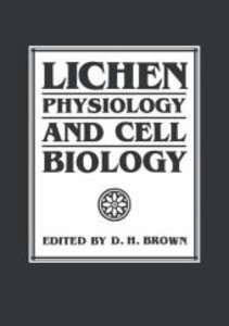 Lichen Physiology and Cell Biology