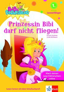 Bibi Blocksberg - Prinzessin Bibi darf nicht fliegen!
