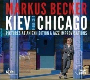 Kiev-Chicago-Bilder einer Ausstellung/Jazzimprov