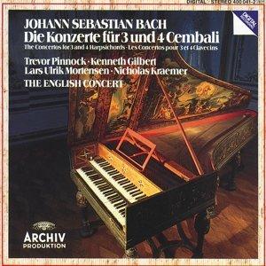 Cembalokonzerte BWV 1063-65