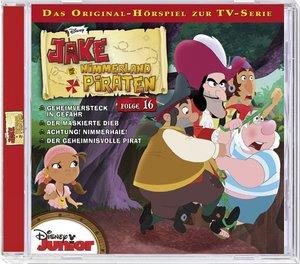 Disney's Jake und die Nimmerland Piraten 16