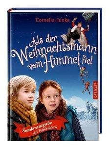 Als der Weihnachtsmann vom Himmel fiel (Filmbuch)