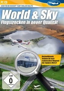 Flight Simulator X - World & Sky