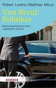 Von Beruf: Politiker