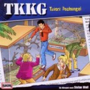 TKKG 169. Tatort Dschungel