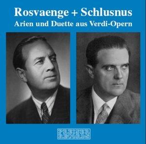 Arien Und Duette Aus Verdi-Opern