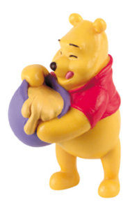 BULLYLAND 12340 - Winnie Pooh mit Honigtopf