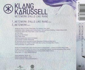 Netzwerk (Falls Like Rain) (2-Track)