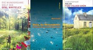 Drei besondere Bücher zu einem besonderen Paketpreis