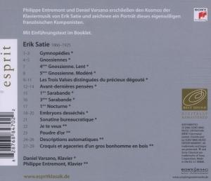 Esprit/Klavierwerke