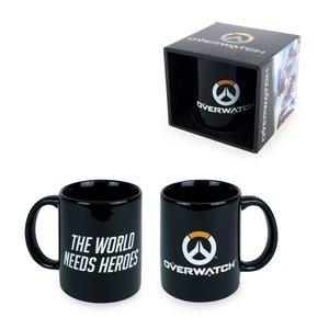 Overwatch - Tasse / Kaffeebecher - Logo