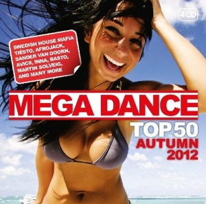Mega Dance Autumn 2012 Top 100
