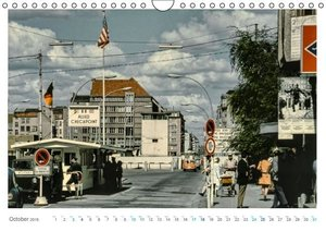 Berlin - Vintage Views (Wall Calendar 2015 DIN A4 Landscape)