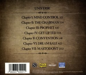 Universe (Ltd.Digipack+Patch)