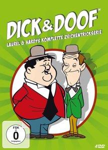 Laurel & Hardys komplette Zeichentrickserie