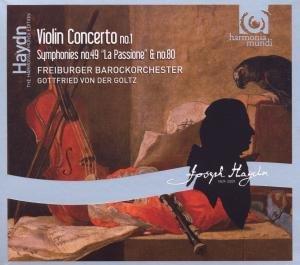 Violinkonzert 1/Sinfonien 49 & 80