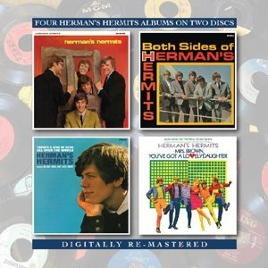 Herman's Hermits/Both Sides Of/There's A.../Mrs B