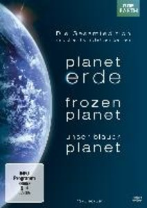 Planet Erde / Frozen Planet / Unser Blauer Planet - Die Gesamted