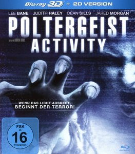 Poltergeist Activity-Uncut