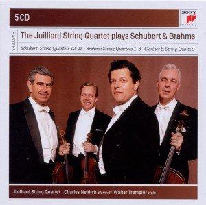 The Juilliard String Quartet plays Schubert&Brahms