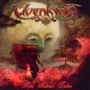 Red Silent Tides (Japan Version+Bonus)
