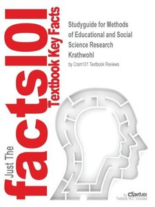 Studyguide for Methods of Educational and Social Science Researc
