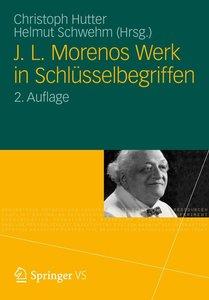 J. L. Morenos Werk in Schlüsselbegriffen