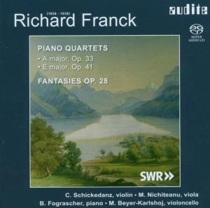 Klavierquartette/Fantasien