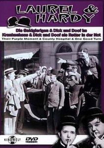 Laurel & Hardy - Die Geldgierigen & Im Krankenhaus & Als Retter