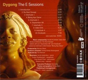 The E-Sessions