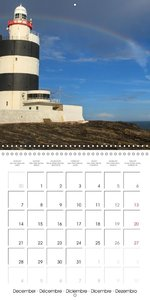 Ireland\'s West Coast (Wall Calendar 2015 300 × 300 mm Square)