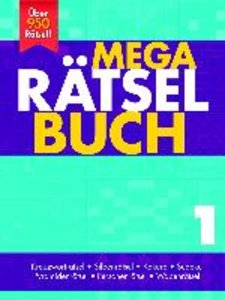 Mega-Rätselbuch 1