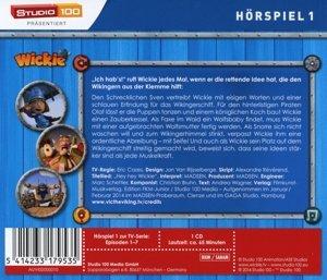 Hörspiel 1 Zur Neuen CGI TV-Serie