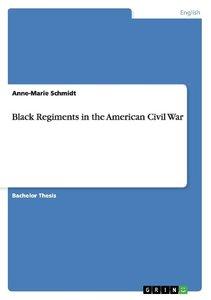 Black Regiments in the American Civil War