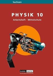 Link Physik 10. Schuljahr. Arbeitsheft Mittelschule Sachsen