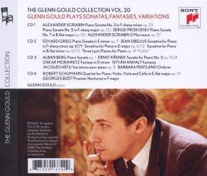 GG plays Sonaten,Fantasien,Variat. (GG Coll 20)