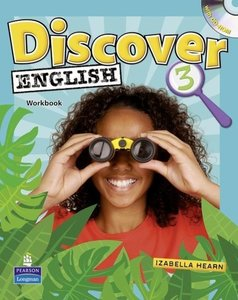 Discover English Global 3 Activity Book and Student's CD-ROM Pac