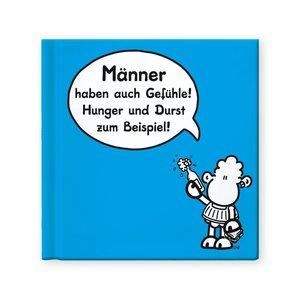 """Geschenkbuch """"Männer haben auch Gefühle!"""""""