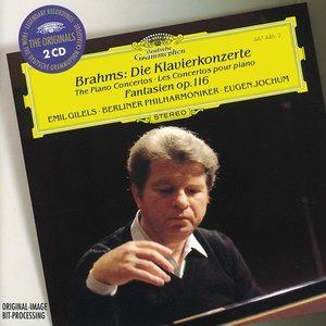 Klavierkonzerte 1,2/Fantasie op.116,1-7