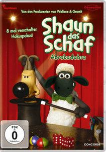 Shaun das Schaf 04. Abrakadabra